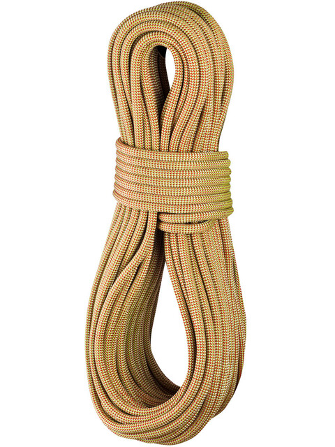 Edelrid Boa Rope 9,8mm 70m oasis/flame